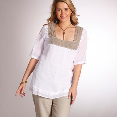 Одежда: Одежда для пышных женщин