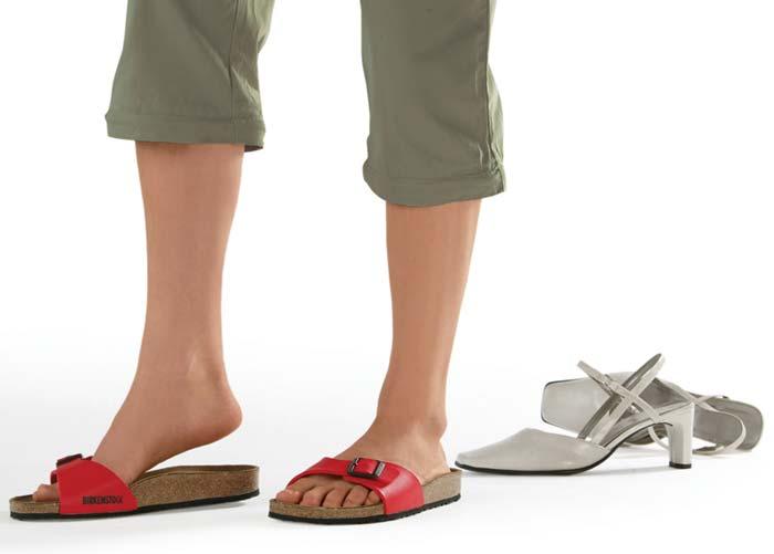 Из опроса мы выяснили, какая обувь удобная. балетки. туфли-лодочки...